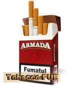 Armada Red Cigarettes