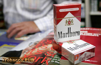 Marlboro cigarettes annual sales